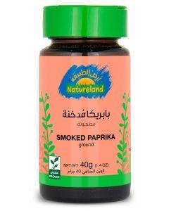 Natureland Smoked Paprika - Ground 40g