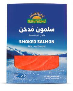 Natureland Smoked Salmon 100g