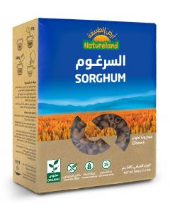 Natureland Sorghum Elbows 500g