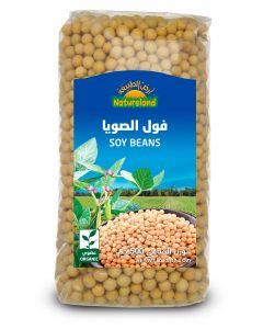 Natureland Soya Beans 500g