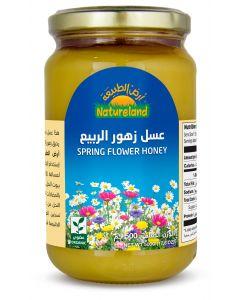 Natureland Spring Flower Honey 500g
