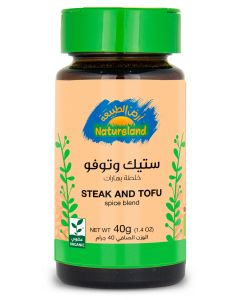 Natureland Steak And Tofu - Spice Blend 40g