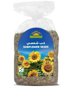 Natureland Sunflower Seeds 500g
