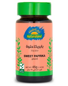Natureland Sweet Paprika - Ground 45g