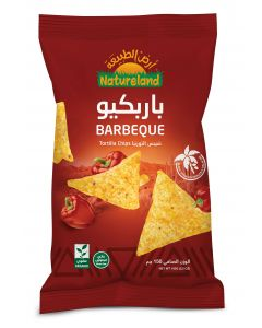 Natureland Tortilla Chips - BBQ 150g