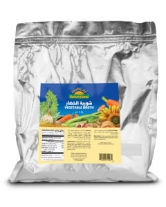 Natureland Vegetable Broth 1Kg