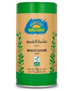 Natureland Wheat grass - Powder75g
