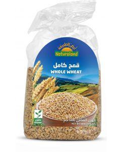 Natureland Whole Wheat 500g