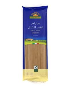 Natureland Whole Wheat Spaghetti 500g