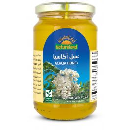 Natureland Acacia Honey 500g