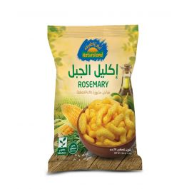 Natureland Baked Puffs - Rosemary 20g