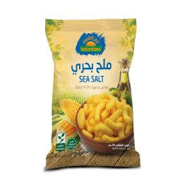 Natureland Baked Puffs - Sea Salt 20g