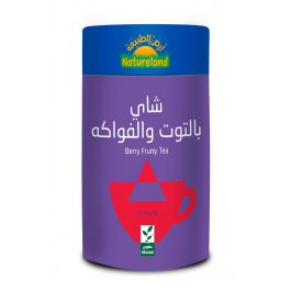 Natureland Berry Fruity Tea 15 Pyramid Bags