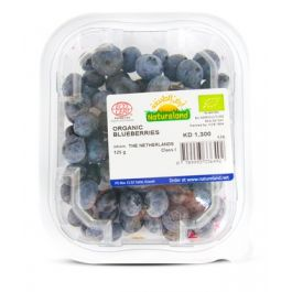 Blueberries, 125g