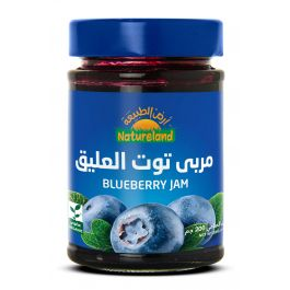 Natureland Blueberry Jam 200g