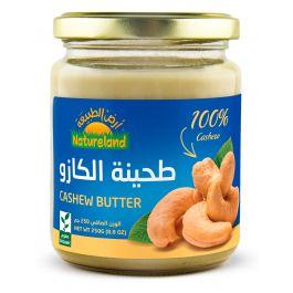Natureland Cashew Butter 250g