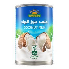 Natureland Coconut Milk 400ml
