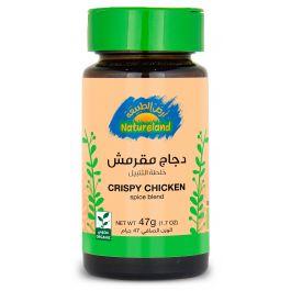 Natureland Crispy Chicken - Spice Blend 47g