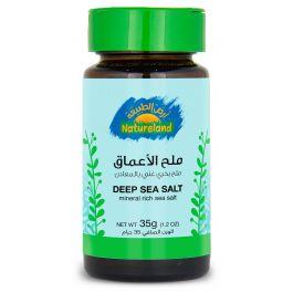 Natureland Deep Sea Salt 35g