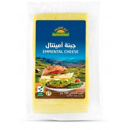 Natureland Emmental Cheese 150g