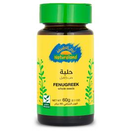 Natureland Fenugreek - Whole Seeds 60g