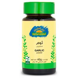 Natureland Garlic Powder 40g