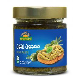 Natureland Green Olive Paste 180g