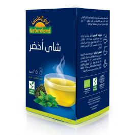 Natureland Green Tea 50g