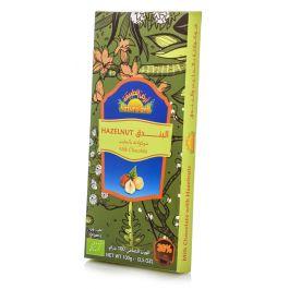 Natureland Hazelnut Milk Chocolate 100g