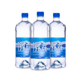 Isbre Glacier Water 1 Liter