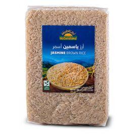 Natureland Jasmine Brown Rice 1Kg