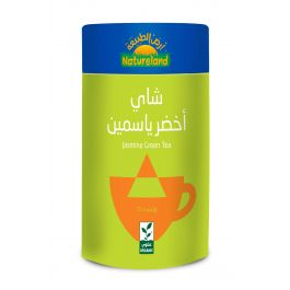 Natureland Jasmine green Tea 15 Pyramid Bags