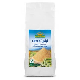 Natureland Layla Crystallized Cane Sugar 500g