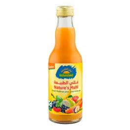 Natureland Nature's Multi Juice 200ml