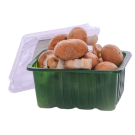 Mushrooms, brown, 250g