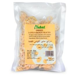 Nabat - Dried Lotus Root Slices