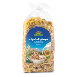 Natureland Nut Muesli 500g