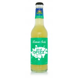 Natureland O.Fizz Lemon Soda 330ml