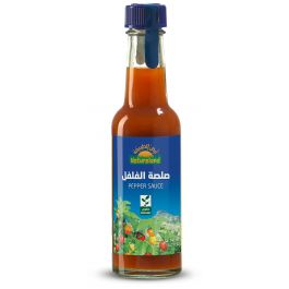 Natureland Pepper Sauce 140ml