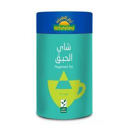 Natureland Peppermint Tea 15 Pyramid Bags