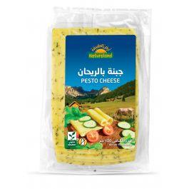 Natureland Pesto Cheese 150g