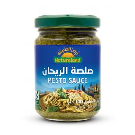 Natureland Pesto Sauce 130g