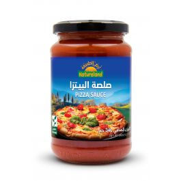Natureland Pizza Sauce 340g