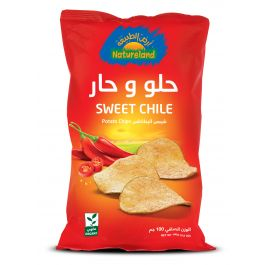 Natureland Potato Chips - Sweet Chile 100g