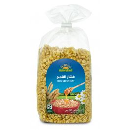 Natureland Puffed Wheat 500g