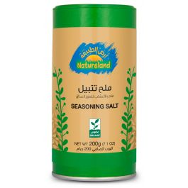 Natureland Seasoning Salt 200g