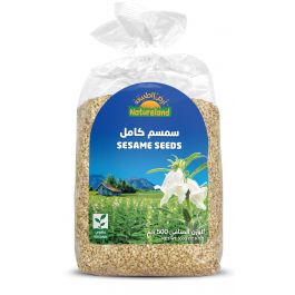 Natureland Sesame Seeds 500g