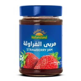 Natureland Strawberry Jam 200g