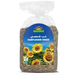 Natureland Sunflower Seeds 500g