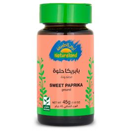 Natureland Sweet Paprika - Ground 45g